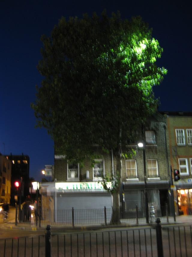 © Renate Egger. London, Bethnal Green Road, UK. October 2010