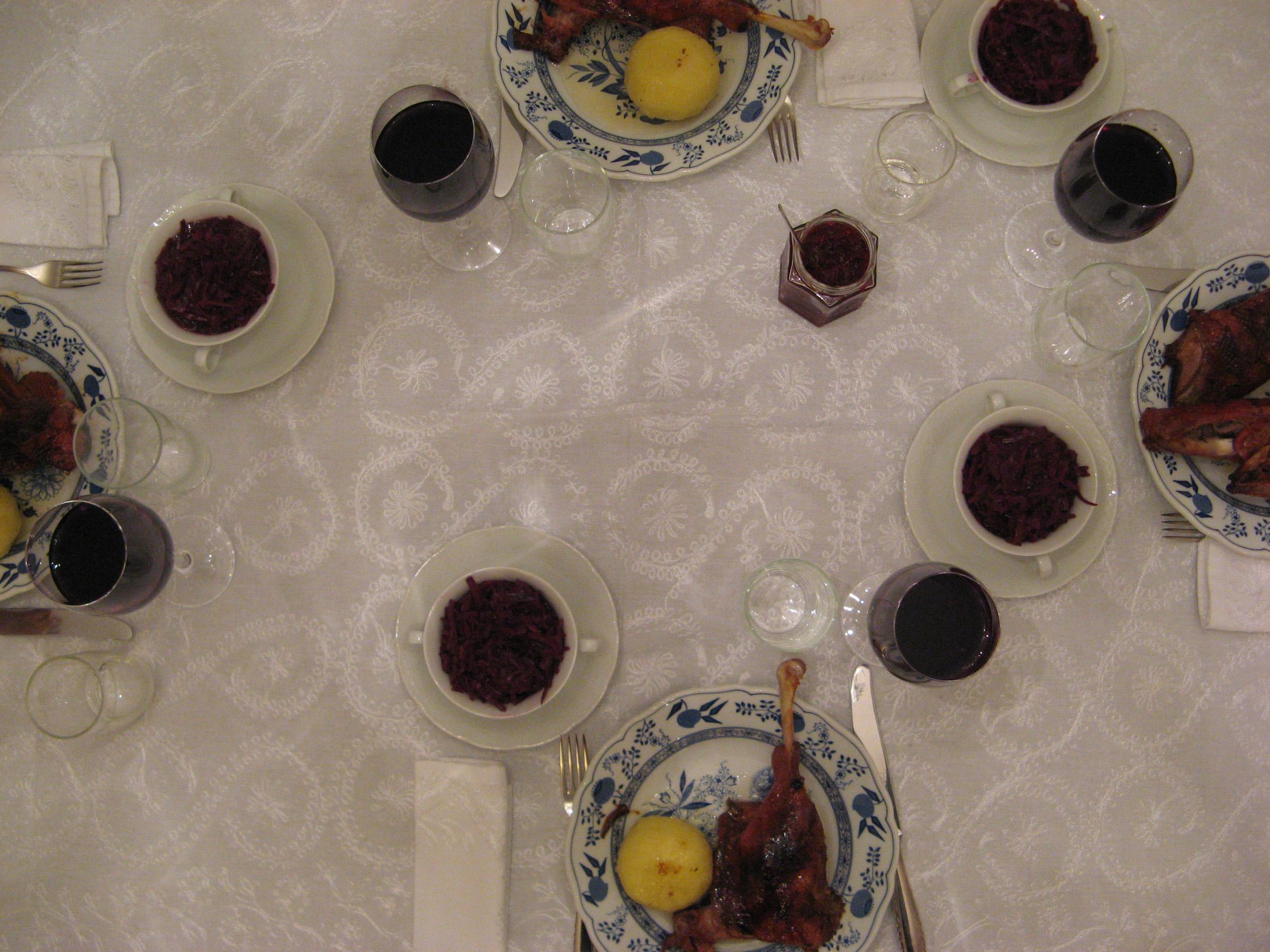 Essen meal renate egger for Tisch essen