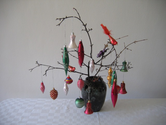 © Renate Egger. Christmas tree. Installation, Fotografie/Installation, photography, 2007