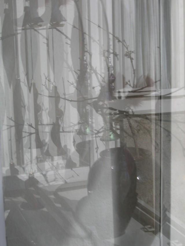 © Renate Egger. Spiegelung/Reflection. Weihnachtsbaum/Christmas tree, 2007