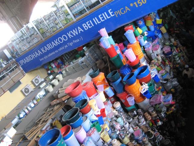 © Renate Egger. Kariakoo Market. Dar es Salaam, Tanzania, Africa, 2015