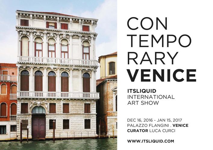 Golden expansion goldene erweiterung contemporary venice for Venice craft fair 2017